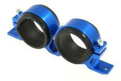 Pompa Paliwa Uchwyt 2x60mm Blue - GRUBYGARAGE - Sklep Tuningowy